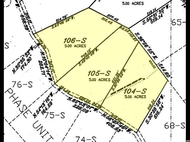 46180 W WINCHESTER WAY N Fruitland, UT 84027 - MLS #: 1337532