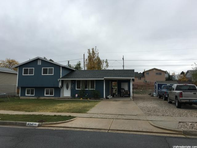 Single Family for Sale at 6341 W KING VALLEY Drive 6341 W KING VALLEY Drive West Valley City, Utah 84128 United States