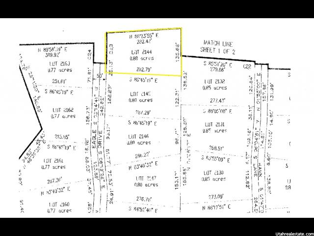 4477 S EAGLE DR Heber City, UT 84032 - MLS #: 1337704