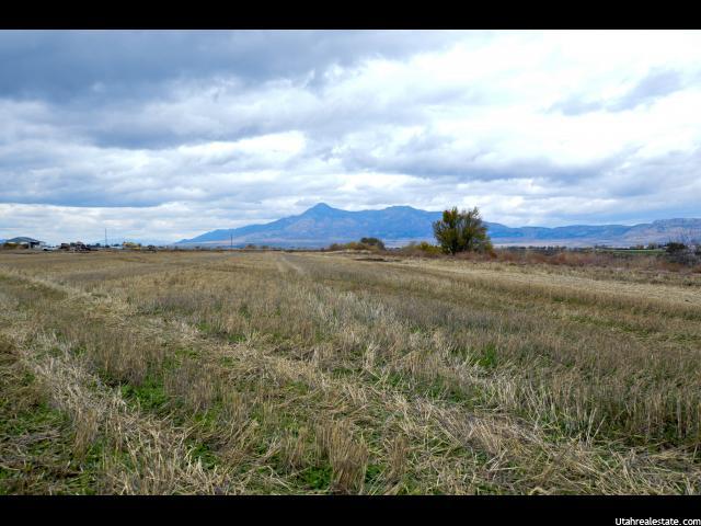Land for Sale at 15525 N 4950 W Riverside, Utah 84334 United States