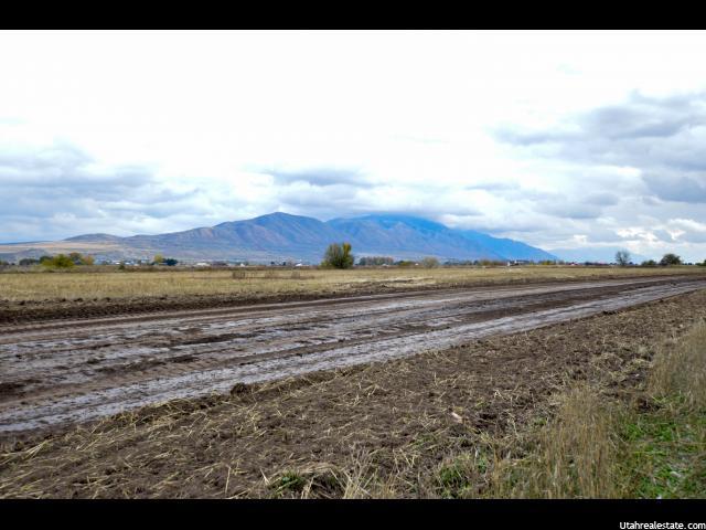 Land for Sale at 15485 N 4950 W Riverside, Utah 84334 United States