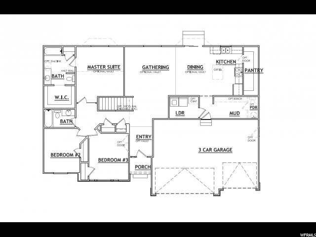 298 N 1980 E MM 06Q Unit MORRIS Spanish Fork, UT 84660 - MLS #: 1342576