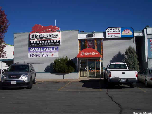 Commercial for Rent at 05-166-0006 South Ogden, Utah 84403 United States