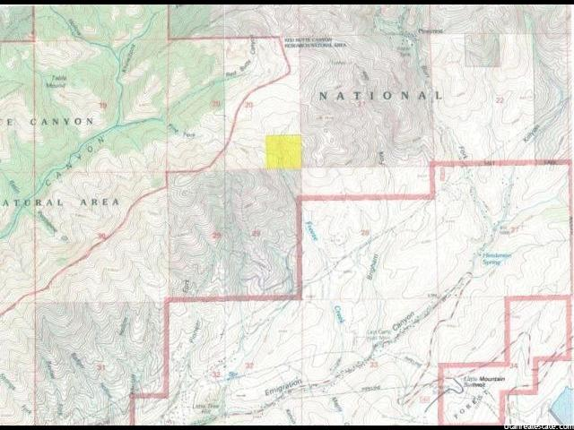 1475 N PINECREST CANYON RD Emigration Canyon, UT 84108 - MLS #: 1343003