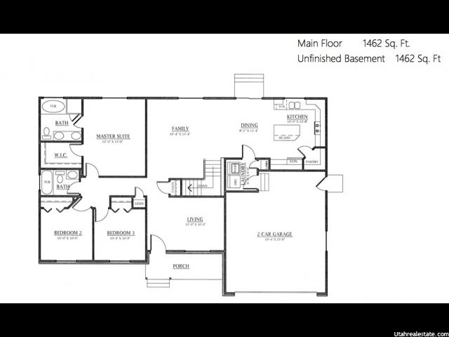 1868 W BIG SKY DR Stockton, UT 84071 - MLS #: 1343468
