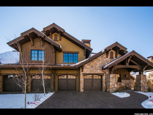 Townhouse for Sale at 2373 W HARMONY Drive 2373 W HARMONY Drive Park City, Utah 84060 United States