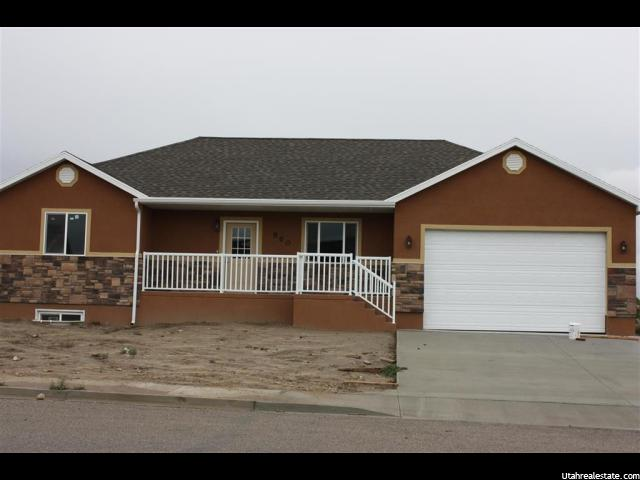 Single Family for Sale at 860 N 150 E Castle Dale, Utah 84513 United States