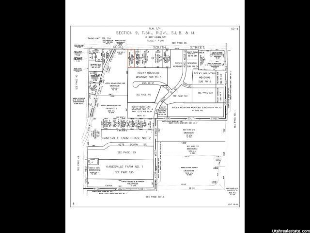 4201 W 4000 S APRX S West Haven, UT 84401 - MLS #: 1344402