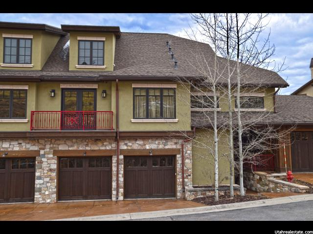 3732 VINTAGE EAST ST Unit 6 Park City, UT 84098 - MLS #: 1345189