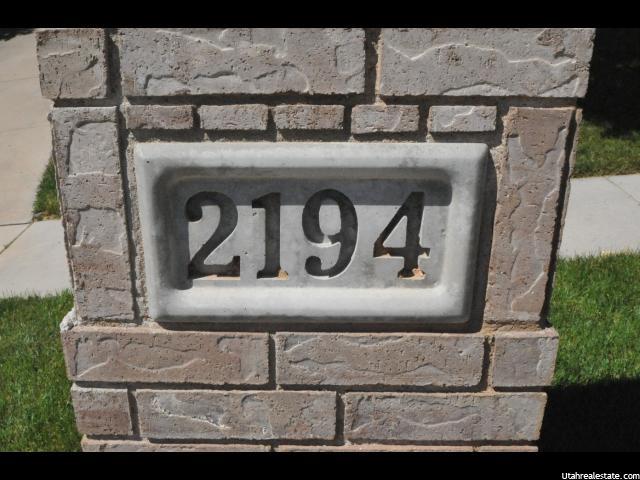 2194 E SHADOW MT CIR Ogden, UT 84403 - MLS #: 1345716