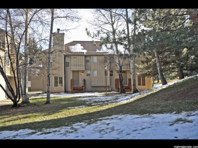 2100 CANYONS RESORT DR Park City, UT 84098 - MLS #: 1345927