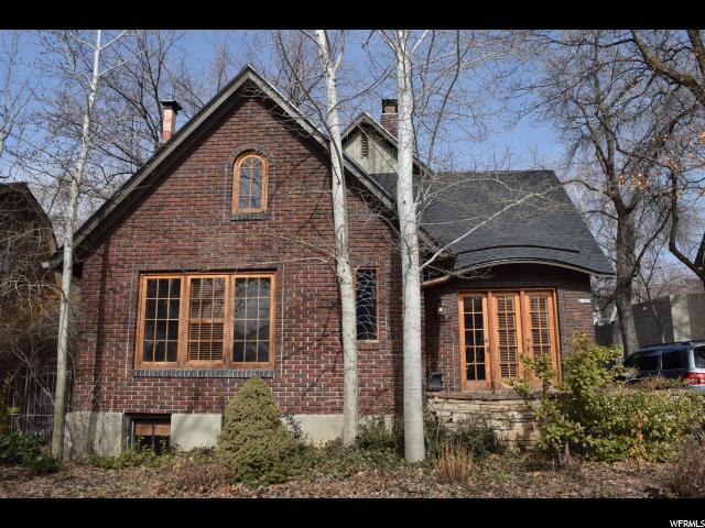 Salt lake county tudor style homes for sale for Tudor style homes for sale