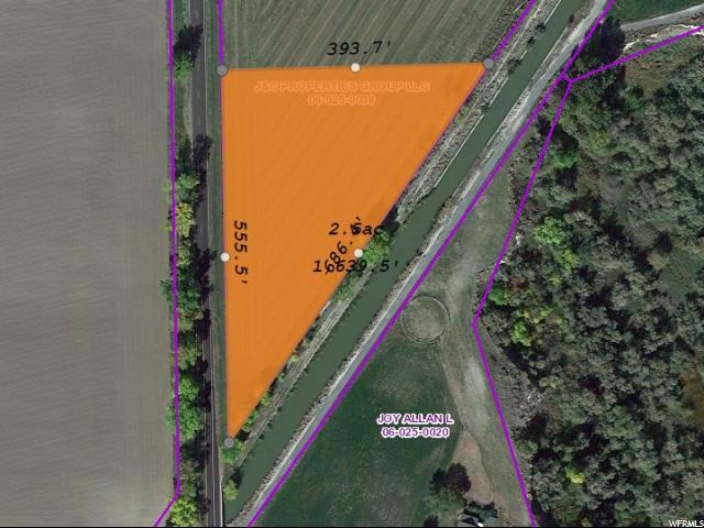 Terrain pour l Vente à 15600 N 4000 W Fielding, Utah 84311 États-Unis