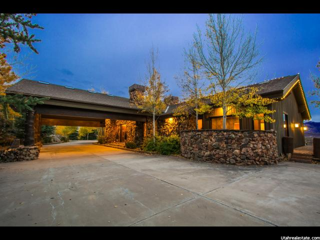 Single Family for Sale at 6165 N SILVER SAGE Drive Park City, Utah 84098 United States