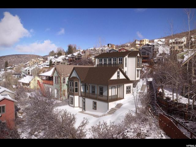 222 SANDRIDGE Park City, UT 84060 - MLS #: 1348122