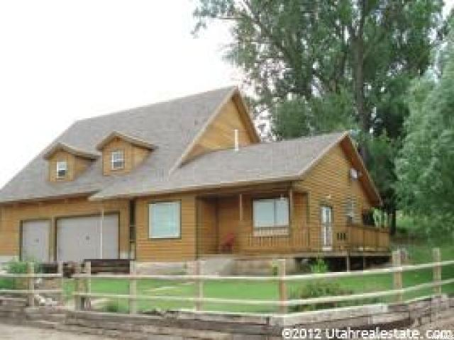 Single Family for Sale at 15762 HWY 34 N Thatcher, Idaho 83283 United States