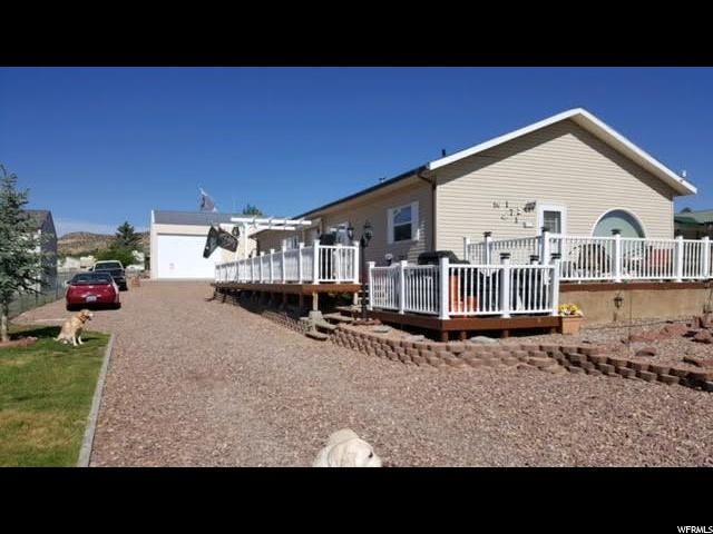 Single Family for Sale at 171 N 500 E 171 N 500 E Manila, Utah 84046 United States