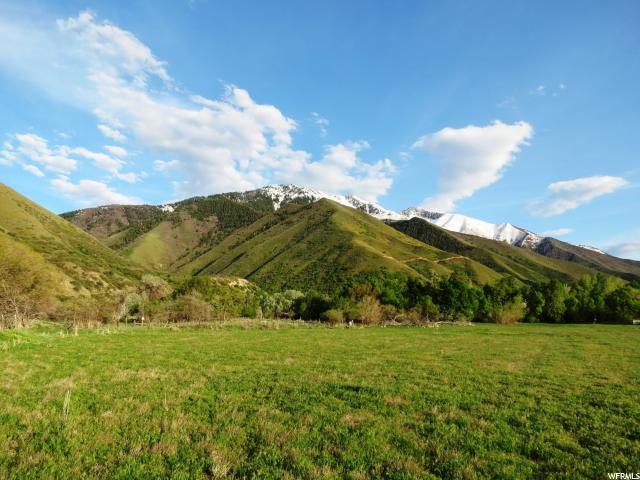 Land for Sale at 750 N 1600 E Mapleton, Utah 84664 United States