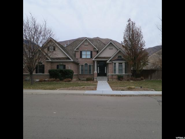 1607 E 1100 S Springville, UT 84663 - MLS #: 1349845