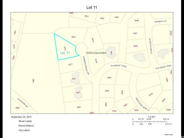 5513 E POWDER RIDGE CIRCLE -  LOT 11 N Eden, UT 84310 - MLS #: 1350661