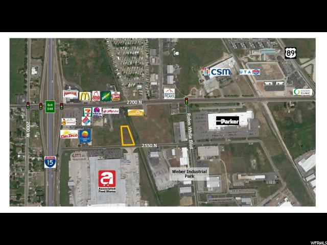 1664 W 2550 N Farr West, UT 84404 - MLS #: 1351118