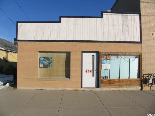 Commercial for Sale at 44 W MAIN Street 44 W MAIN Street Ferron, Utah 84523 United States