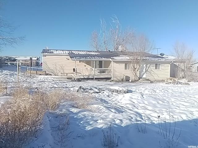 1404 E 5800 S Vernal, UT 84078 - MLS #: 1351565