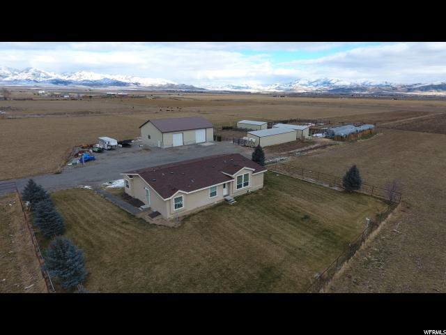 Granjas / Hacienda / Platanción por un Alquiler en 1231 5400 Malad City, Idaho 83252 Estados Unidos