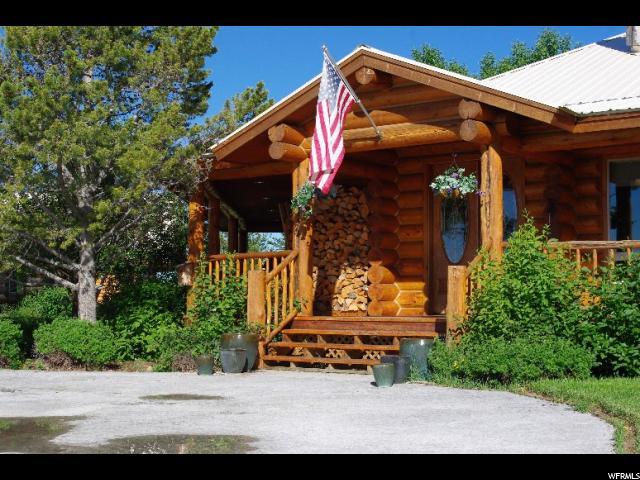 单亲家庭 为 销售 在 2 ANTELOPE Trail 派恩, 怀俄明州 82941 美国