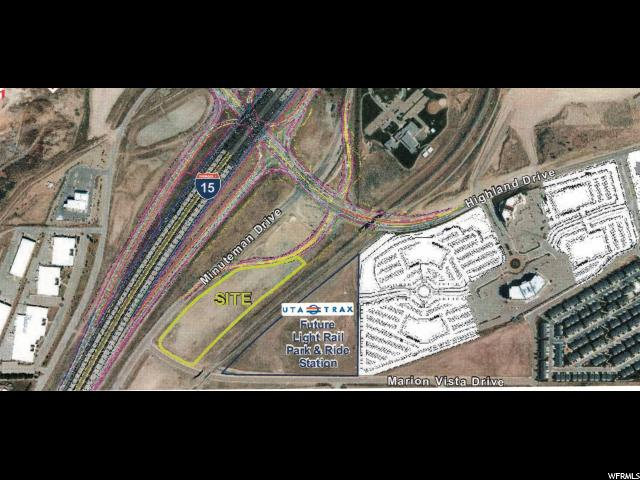 Land for Sale at 201 W HIGHLAND Drive 201 W HIGHLAND Drive Draper, Utah 84020 United States