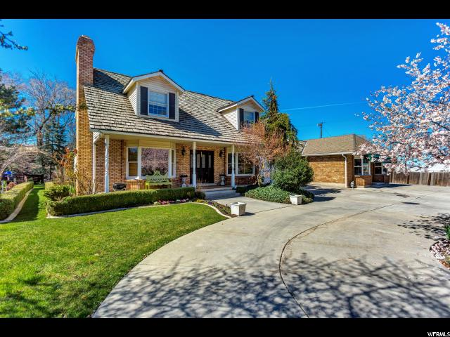 Один семья для того Продажа на 940 E SOUTH UNION Avenue Midvale, Юта 84047 Соединенные Штаты