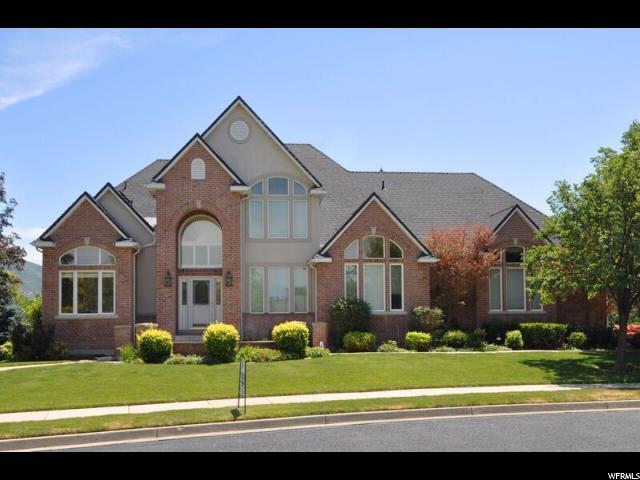 Single Family for Sale at 643 RIDGEWOOD Circle Farmington, Utah 84025 United States
