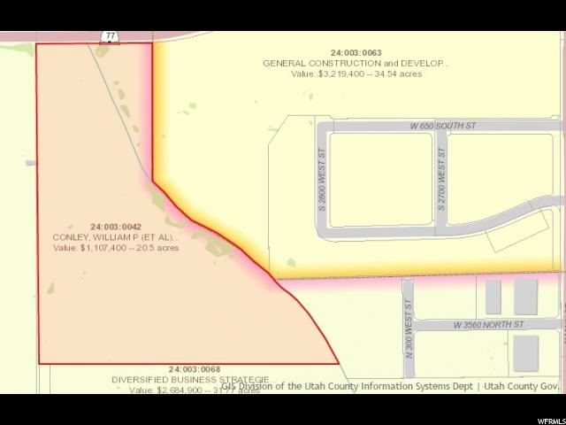 500 W 4000 S Spanish Fork, UT 84660 - MLS #: 1353583