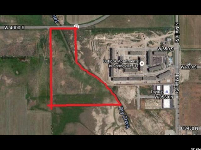 Land for Sale at 500 W 4000 S Spanish Fork, Utah 84660 United States