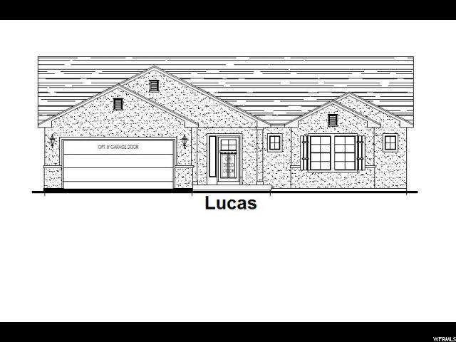 61 N 2560 E CVE Unit LUCAS Spanish Fork, UT 84660 - MLS #: 1355355