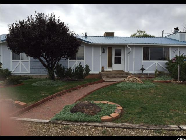 Single Family for Sale at 1050 E FLOUR MILL Road Blanding, Utah 84511 United States
