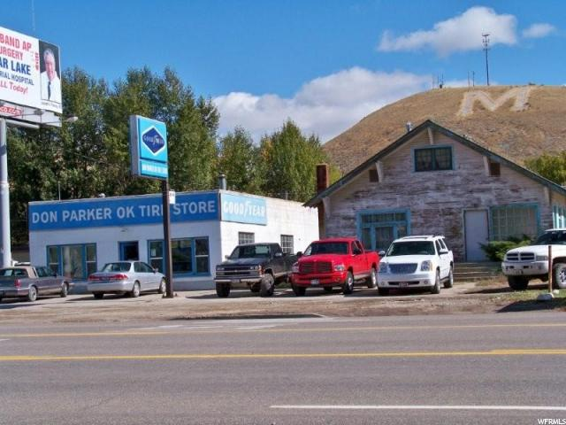 Commercial for Sale at 178 N 4TH Street Montpelier, Idaho 83254 United States