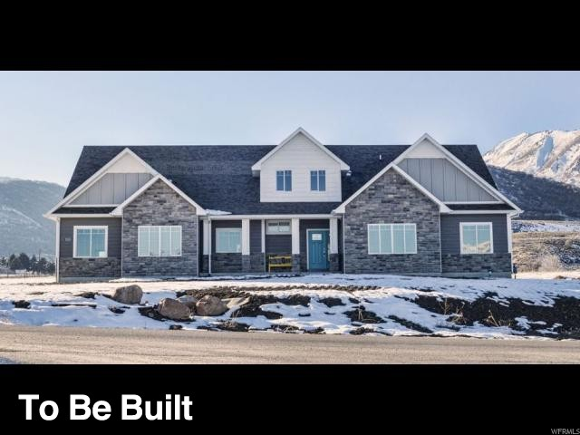 Single Family for Sale at 1171 N 3100 W Tremonton, Utah 84337 United States