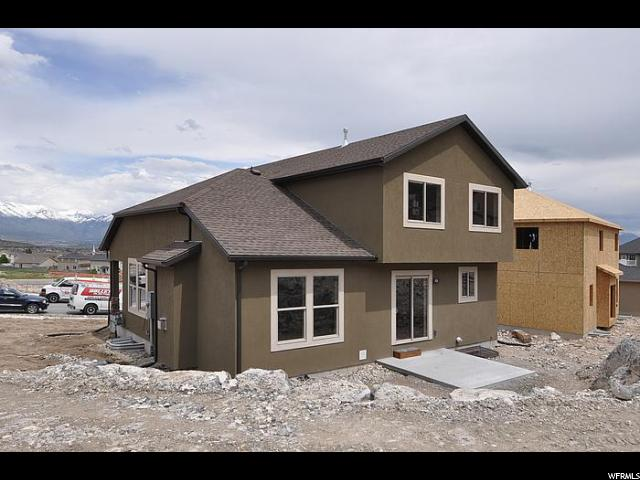 3790 E HOLLOW CREST DR N Eagle Mountain, UT 84005 - MLS #: 1355993