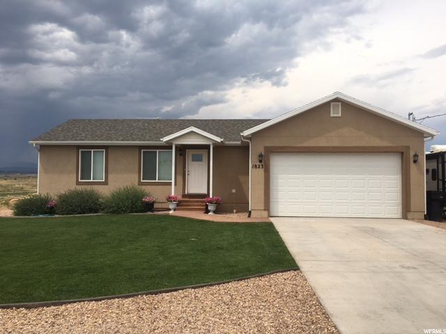 Single Family للـ Sale في 1823 E 1000 N 1823 E 1000 N Ballard, Utah 84066 United States