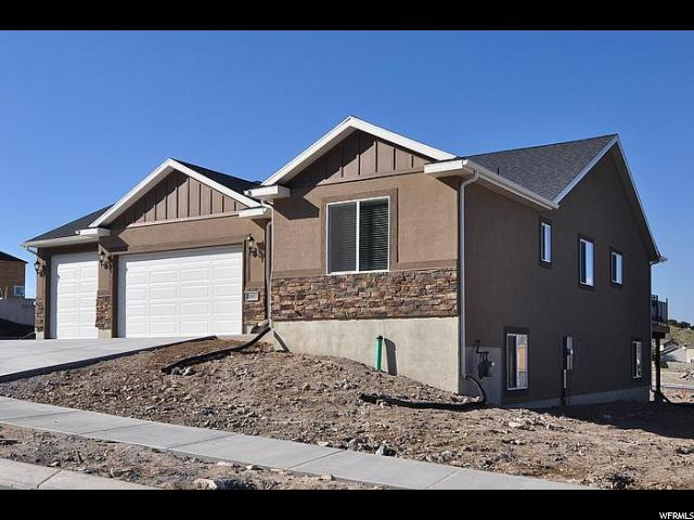 3774 E HOLLOW CREST DR N Eagle Mountain, UT 84005 - MLS #: 1356157