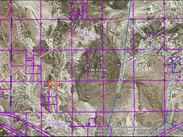 Grouse Creek, UT 84313 - MLS #: 1357099