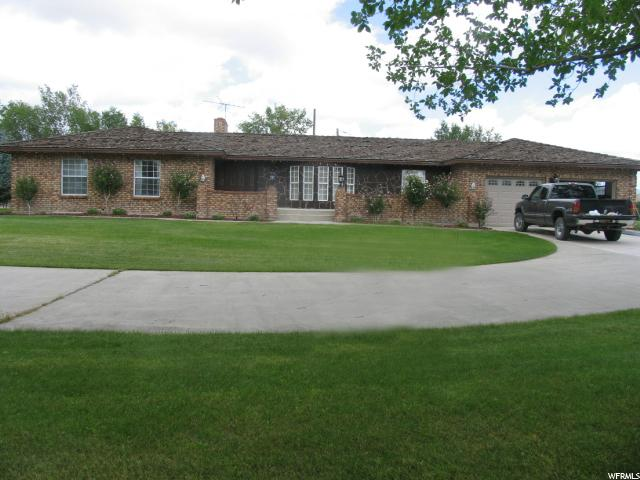 Unifamiliar por un Venta en 1323 E COAL CREEK Road Price, Utah 84501 Estados Unidos