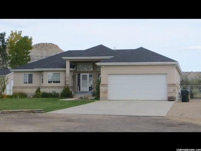 Single Family for Sale at 3800 N 1590 W Spring Glen, Utah 84526 United States