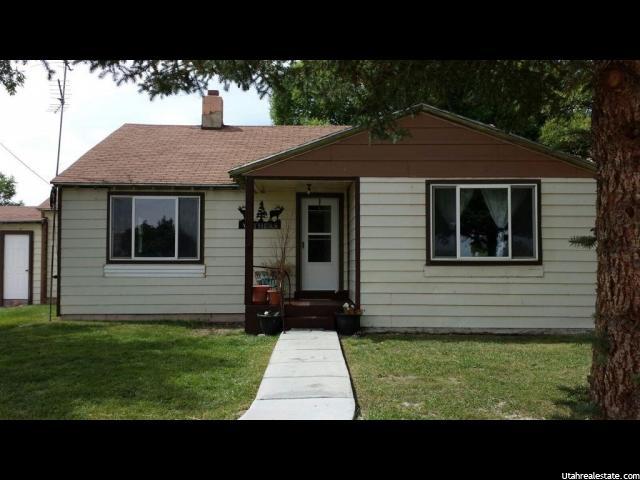 单亲家庭 为 销售 在 291 N 100 E Emery, 犹他州 84522 美国