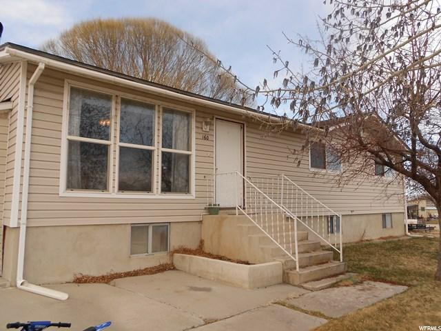 Single Family for Sale at 160 W 100 N N 160 W 100 N N Huntington, Utah 84528 United States