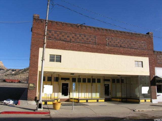 Commercial for Sale at 115 S MAIN STREET Helper, Utah 84526 United States