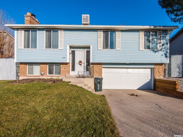Salt Lake County Split Level Split Entry Homes For Sale