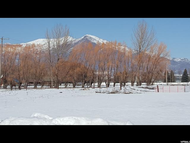 Land for Sale at 2931 S 3000 W 2931 S 3000 W Charleston, Utah 84032 United States