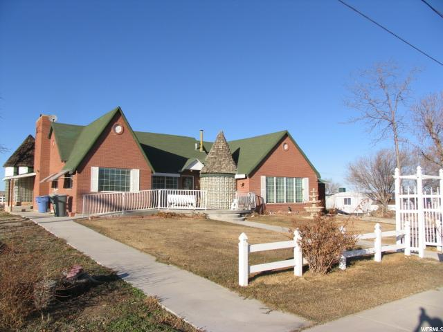 Single Family for Sale at 33 E 400 N Huntington, Utah 84528 United States